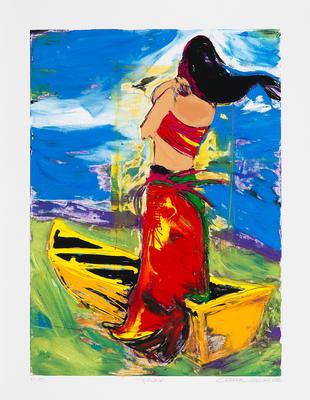 Artist: Cristina Cardenas, American, born Mexico, 1957