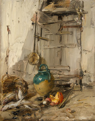 Artist: Antoine Vollon, French, 1833-1900