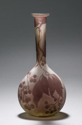 Solifleur Vase with Rowan Tree