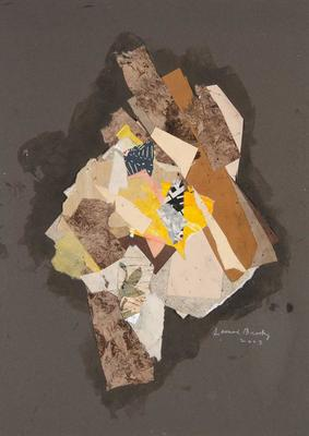 Untitled; Leonard Brooks; Canadian, born England, 1911-2011; 2011.273