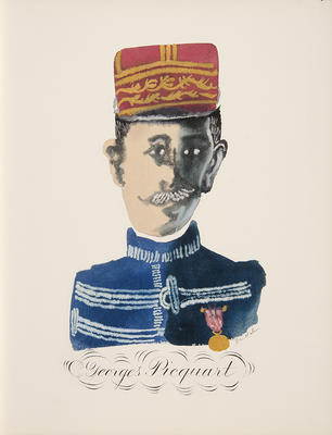 Georges Picquart from The Dreyfus Affair