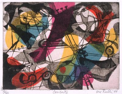 Artist: Sue Fuller, American, 1914-2006
