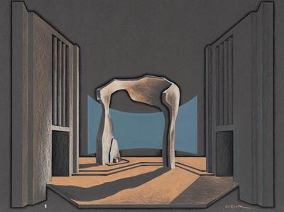 Artist: Henry Kurth, American, 1917-1999