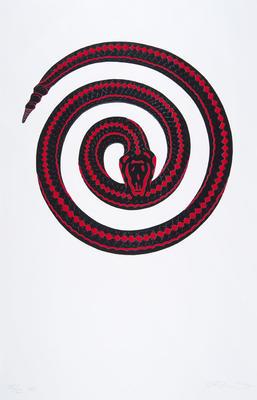 Artist: Benito Huerta, American, born 1952