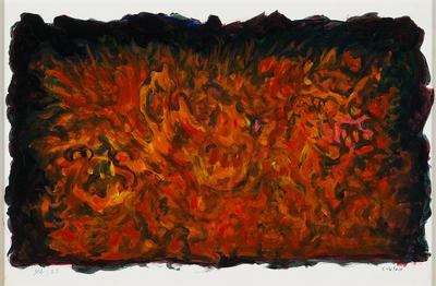 Artist: Earl Staley, American, born 1938