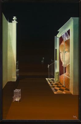 Artist: Glauco Capozzoli, Uruguayan, 1929-2003