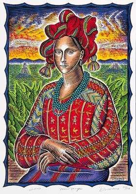 Artist: David Moreno, American, born 1957