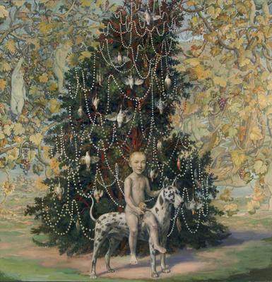 Artist: Julie Heffernan, American, born 1956