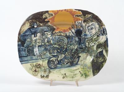 Artist: Grayson Perry, British, born 1960