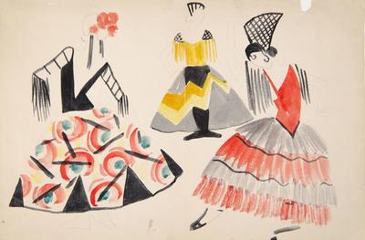 Artist: Tatiana Bruni, Russian, 1902-2001