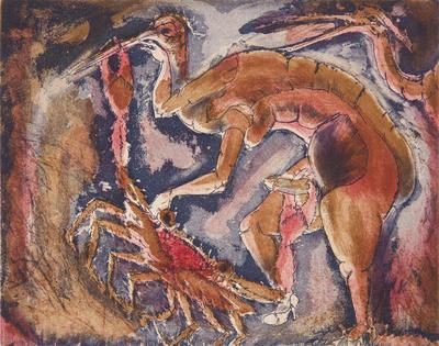 Artist: Francisco Toledo, Mexican, 1940-2019