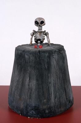 Skeleton Bone Crusher from The Nightmare Before Christmas; Tim Burton; American, born 1958; TL1994.4.1.5.2