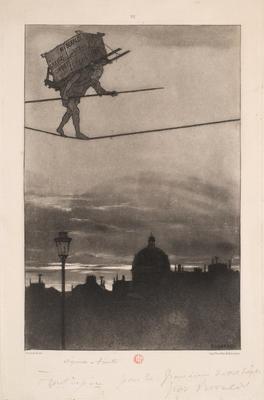 Artist: Henri Guérard, French, 1846-1897