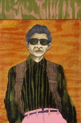 Artist: César A. Martínez, American, born 1944