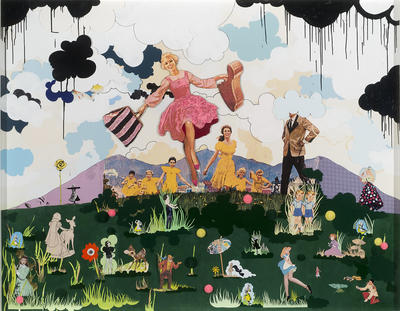 Artist: Kelly O'Connor, American, born 1982
