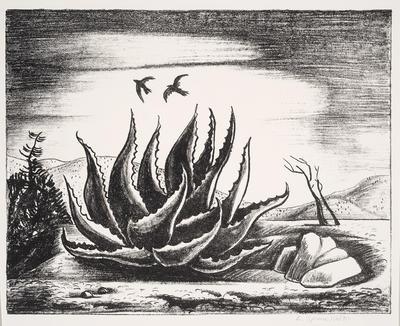 Artist: Everett Spruce, American, 1908-2002