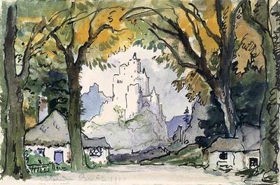 Artist: Alexandre Benois, Russian, 1870-1960