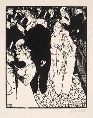 Artist: Félix Vallotton, Swiss, 1865-1925