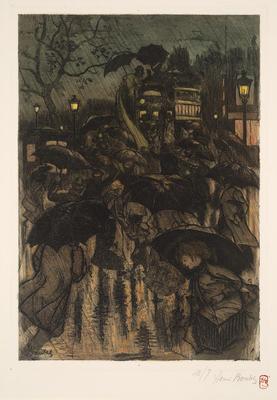 Artist: Henri Boutet, French, 1851-1919