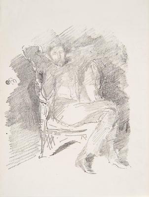 Firelight -- Joseph Pennell No. 1