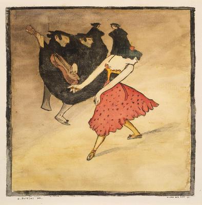 Artist: Georges Bottini, French, 1874-1907