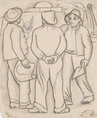 Artist: Pablo O'Higgins, Mexican, born United States, 1904-1983