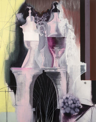 Artist: Rosalyn Schwartz, American, born 1952