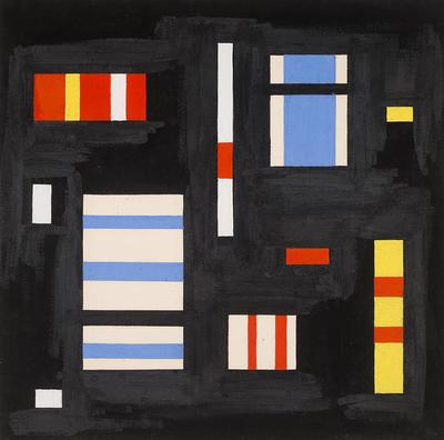 Artist: Burgoyne Diller, American, 1906-1965