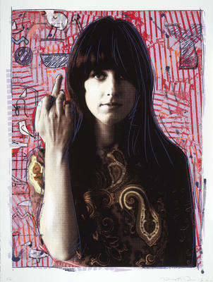 Artist: Richard Duardo, American, 1952-2014