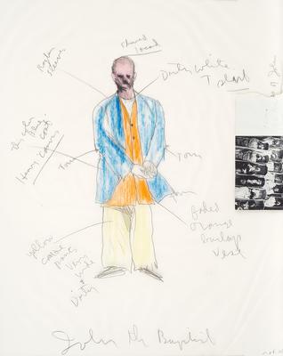 Artist: Jim Dine, American, born 1935
