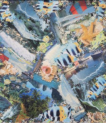 Artist: Al Souza, American, born 1944