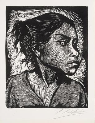 Artist: Celia Calderón, Mexican, 1921-1969