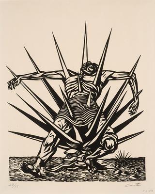 Artist: Fernando Castro Pacheco, Mexican, 1918-2013