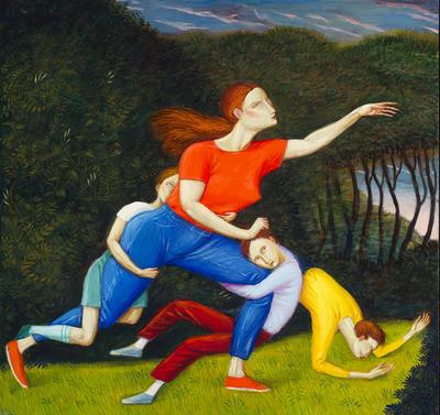 Artist: Walton Ford, American, born 1960