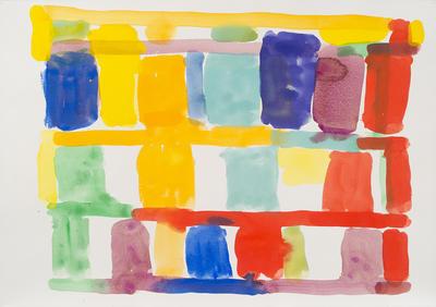 Artist: Stanley Whitney, American, born 1946