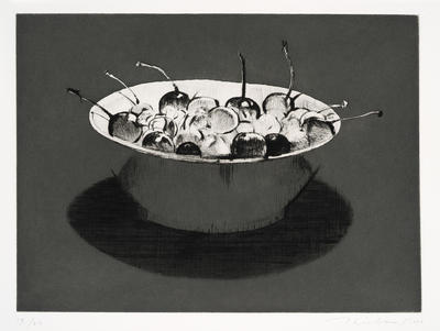 Artist: Wayne Thiebaud, American, born 1920