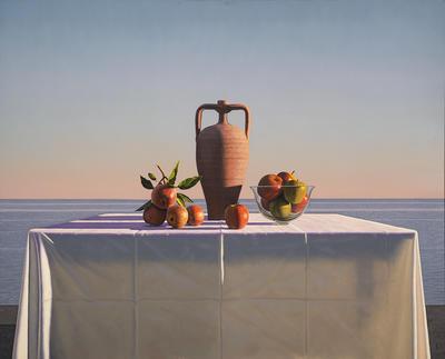Artist: David Ligare, American, born 1945