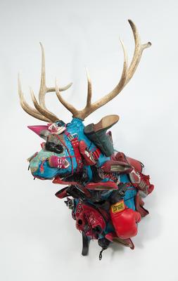 Artist: Ken Little, American, born 1947