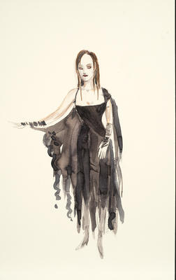 Artist: Susan Hilferty, American, born 1953
