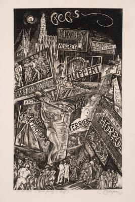 Artist: Letterio Calapai, American, 1902-1993