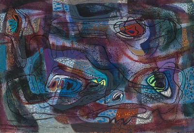 Artist: J. Jay McVicker, American, 1911-2004