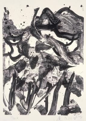 Artist: Willem de Kooning, American, born the Netherlands, 1904-1997
