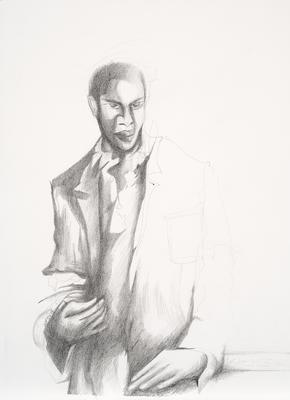 Artist: Lionel Lofton, American, born 1954