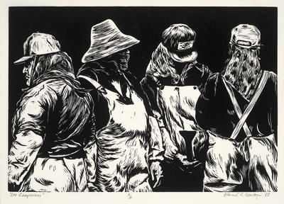 Artist: Emmanuel Montoya, American, born 1952