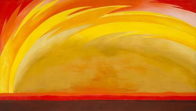 Artist: Georgia O'Keeffe, American, 1887-1986