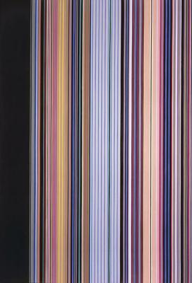 Artist: Gene Davis, American, 1920-1985