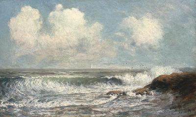 Artist: Julian Onderdonk, American, 1882-1922