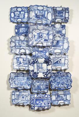 Artist: Ann Agee, American, born 1959