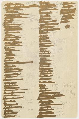 Artist: Joseph Beuys, German, 1921-1986