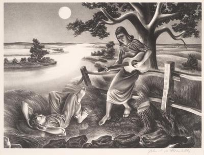 Artist: John de Martelly, American, 1903-1980
